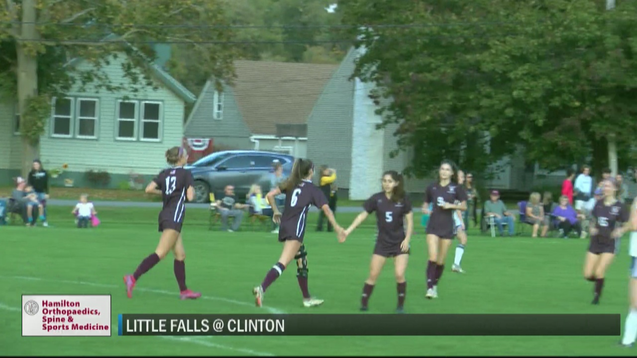 Image for SCORES 10-13-21: Clinton girls soccer remains unbeaten with win over tough Little Falls squad; Hamilton College men's soccer blanks local foe SUNY Poly