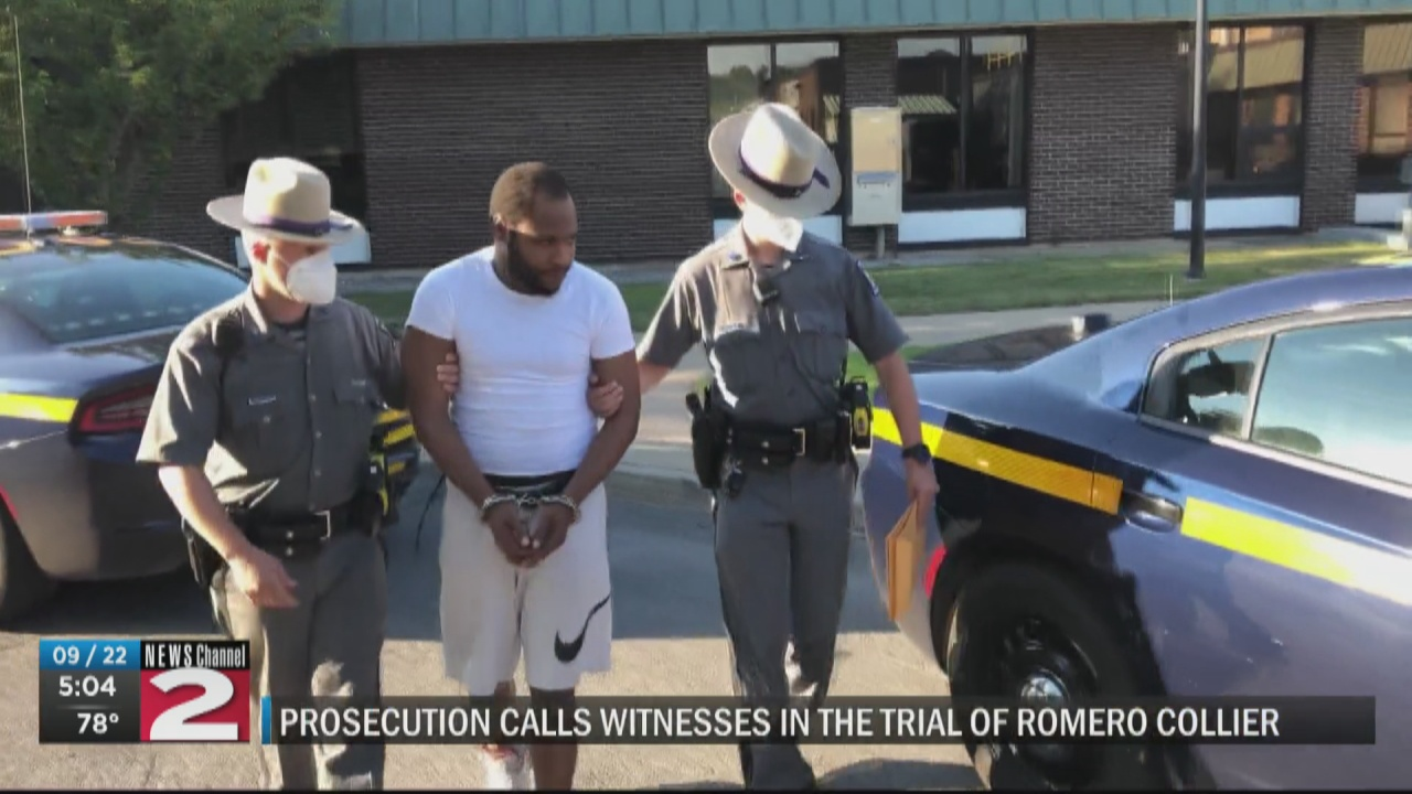 Image for Witnesses called in Oneida Castle murder suspect's trial