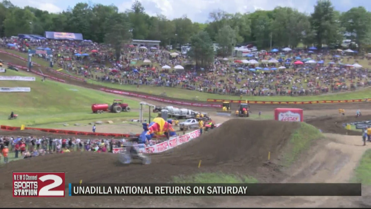 Image for Unadilla National returns to bring pro motocross back to New Berlin this weekend