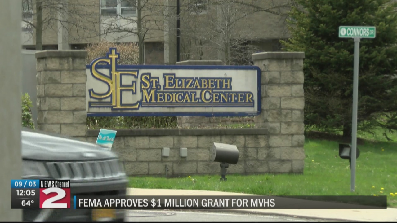 Image for MVHS gets $1 million in FEMA funding for pandemic recovery