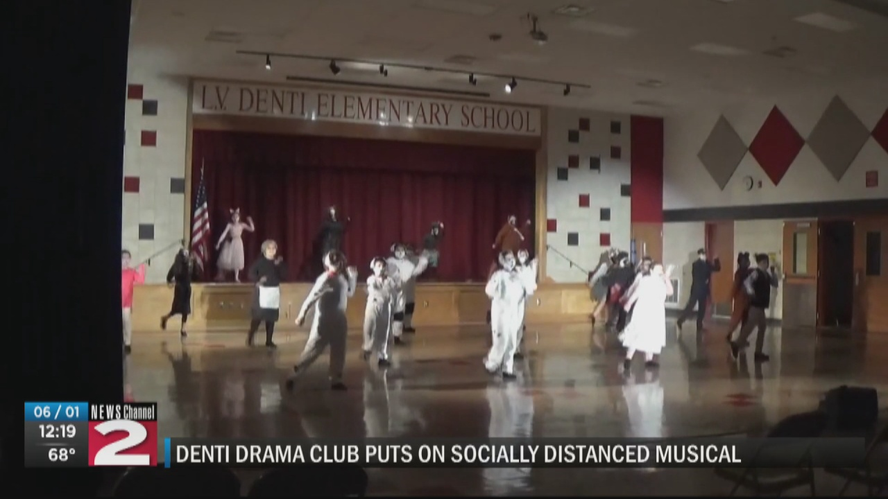 Image for Denti Drama Club performance of '101 Dalmatians' to be streamed online