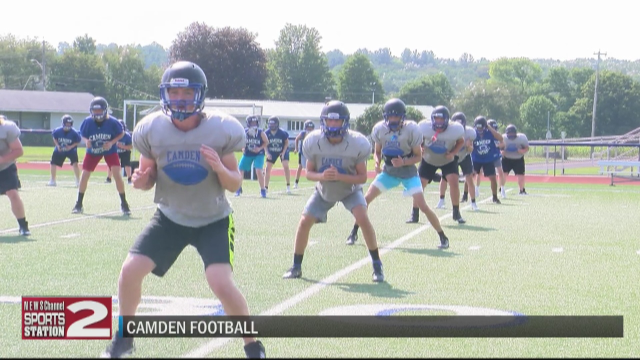 Image for Camden comes off down years with lots of depth and experience