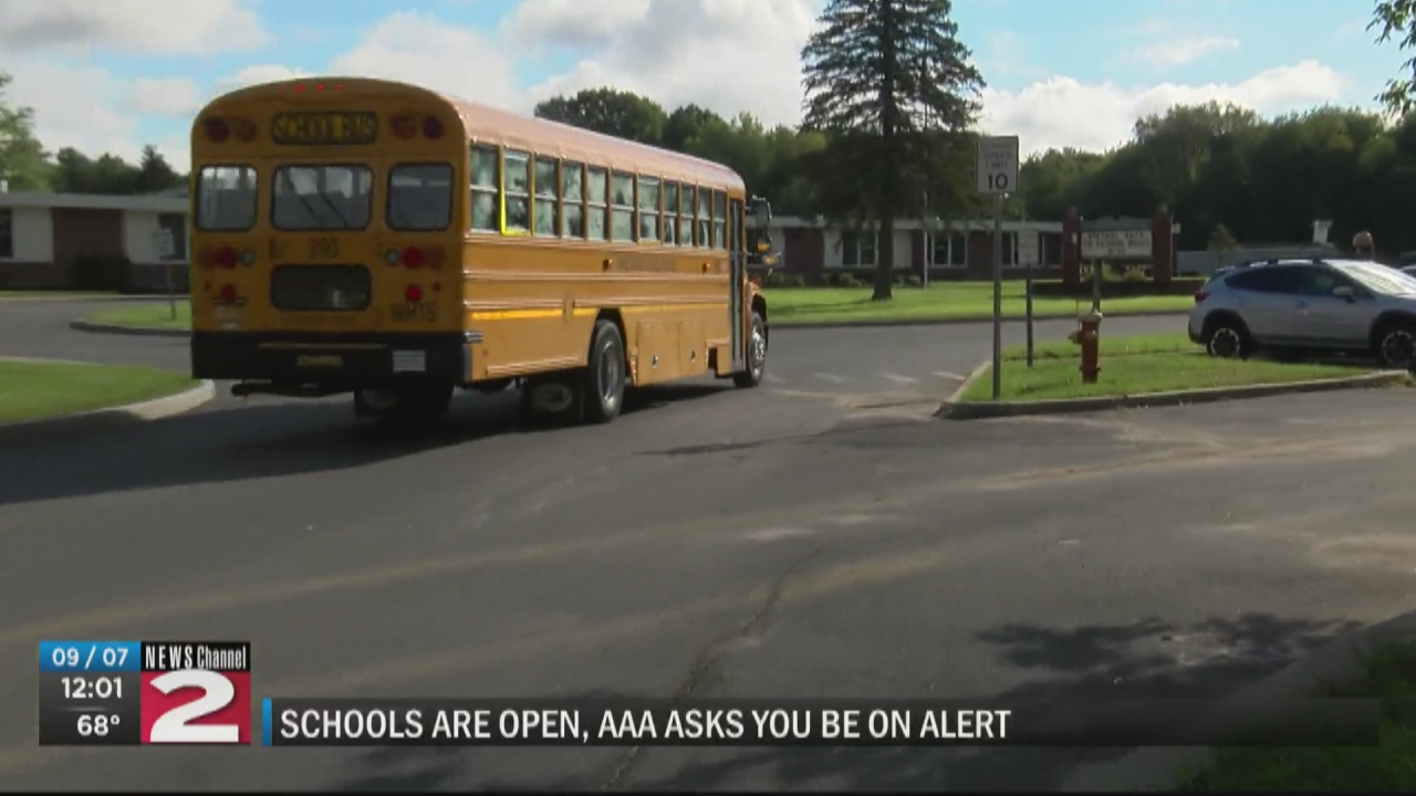Image for 'Schools Open, Drive Carefully' campaign kicks off on first day of school
