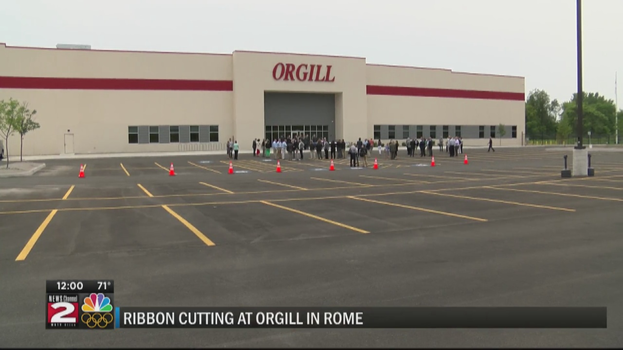 Image for Orgill opens in Rome