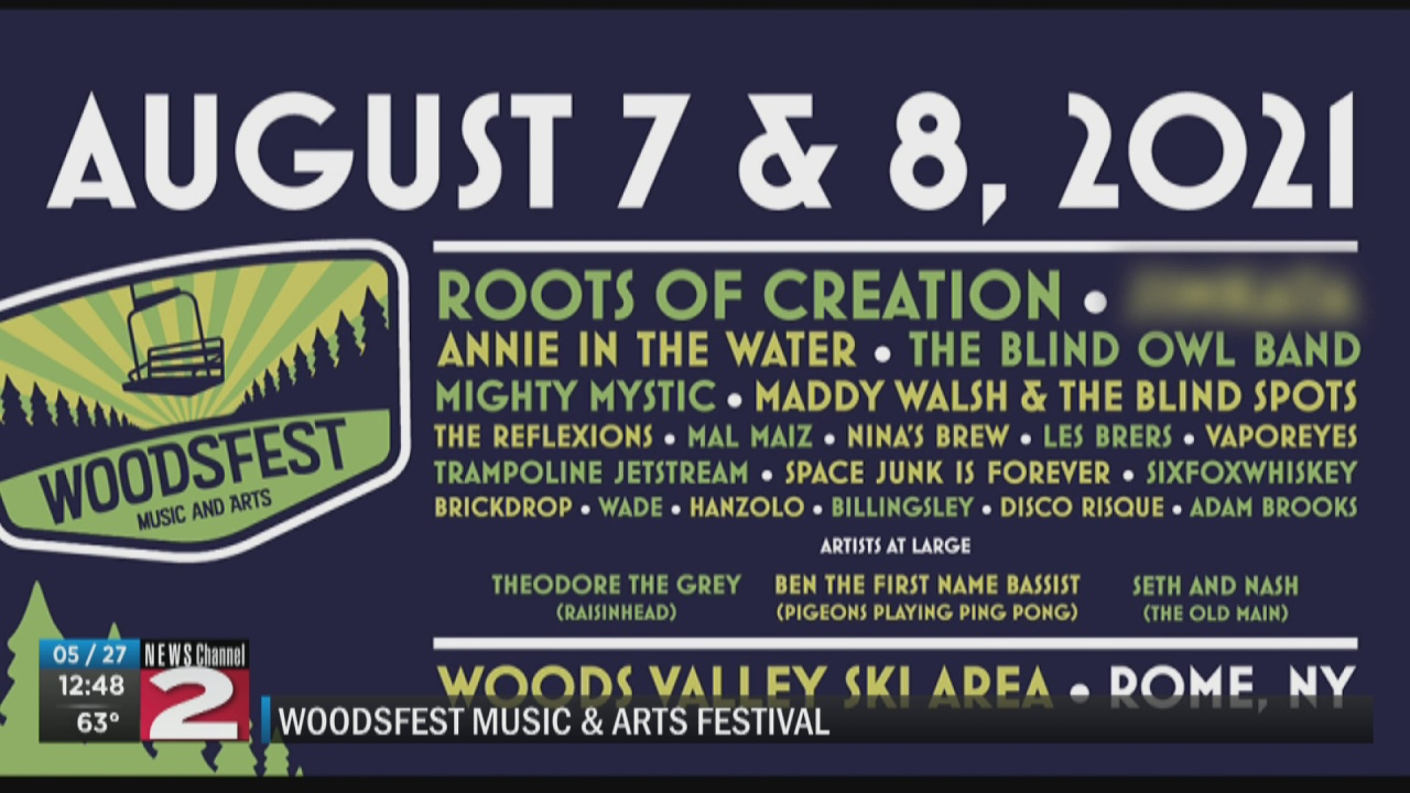 Performers Finalized For This Summer S Woods Fest