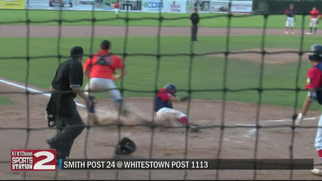 Image for SCORES 7-15-21: Whitestown Post walks-off Smith Post to remain unbeaten in postseason; Ilion Post, Oriskany Post eliminated