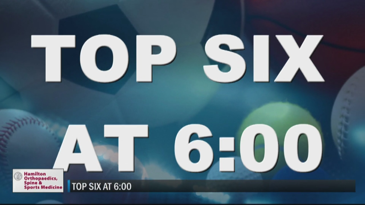Image for Top Six at 6:00 - September 27, 2021
