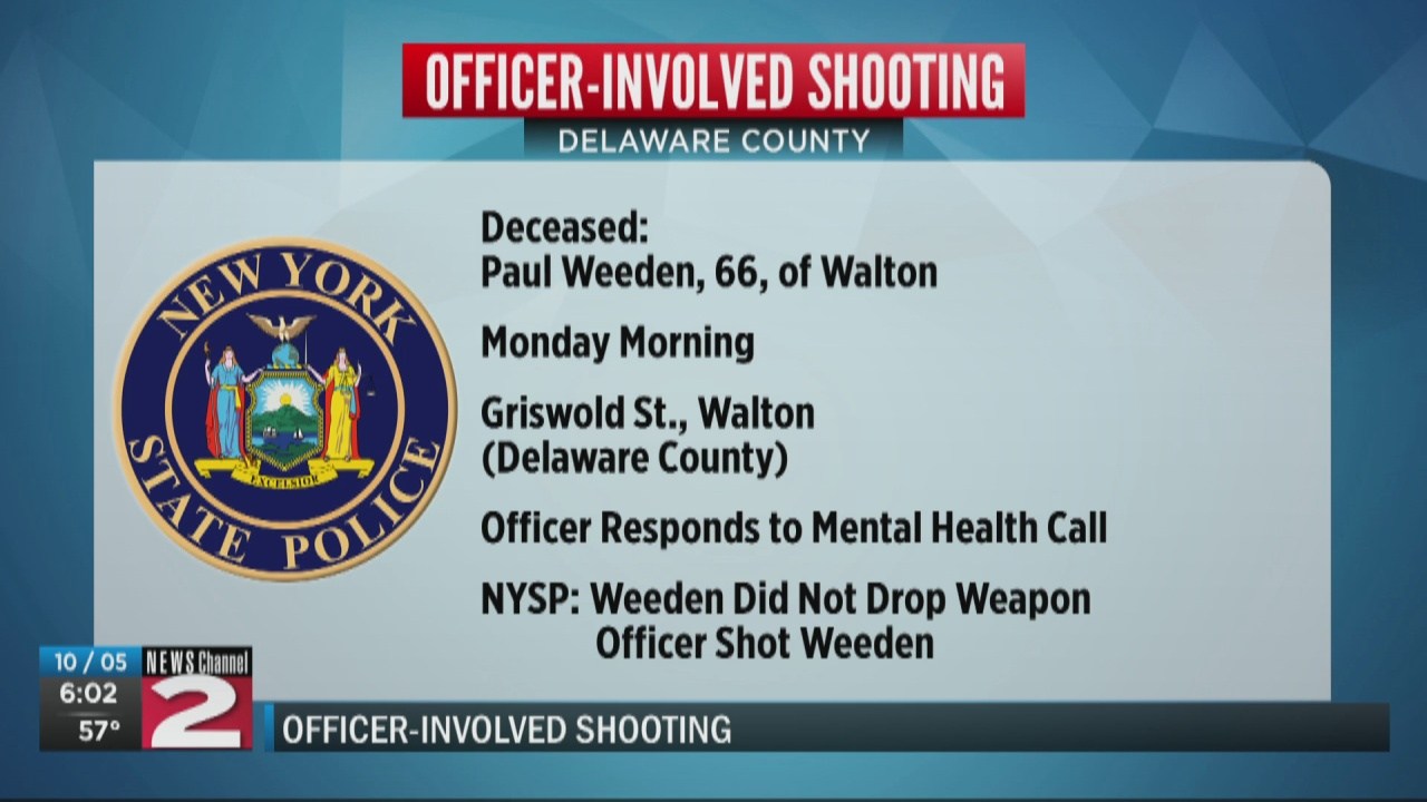 Image for State police, AG investigating fatal officer-involved shooting in Delaware County
