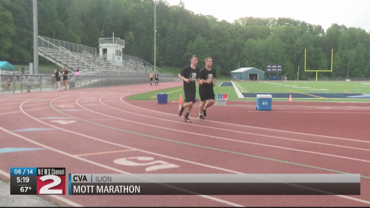 Image for CVA seniors partake in annual Mott Marathon Challenge