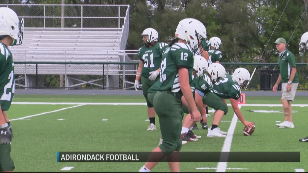 Image for Adirondack fields experienced group, will lean on senior leadership to find success