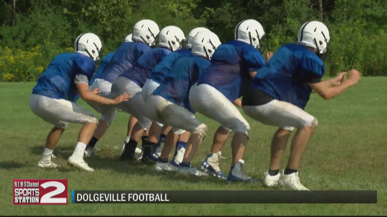 Image for Dolgeville preaching daily improvement, family atmosphere as they look for section title no. 18