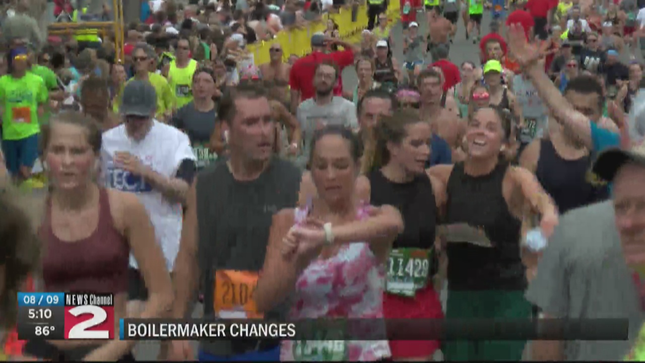 Image for Boilermaker reduces 15K race cap to 9,000