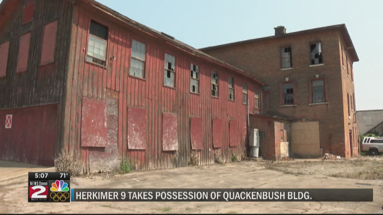 Image for Herkimer 9 acquires Quackenbush building