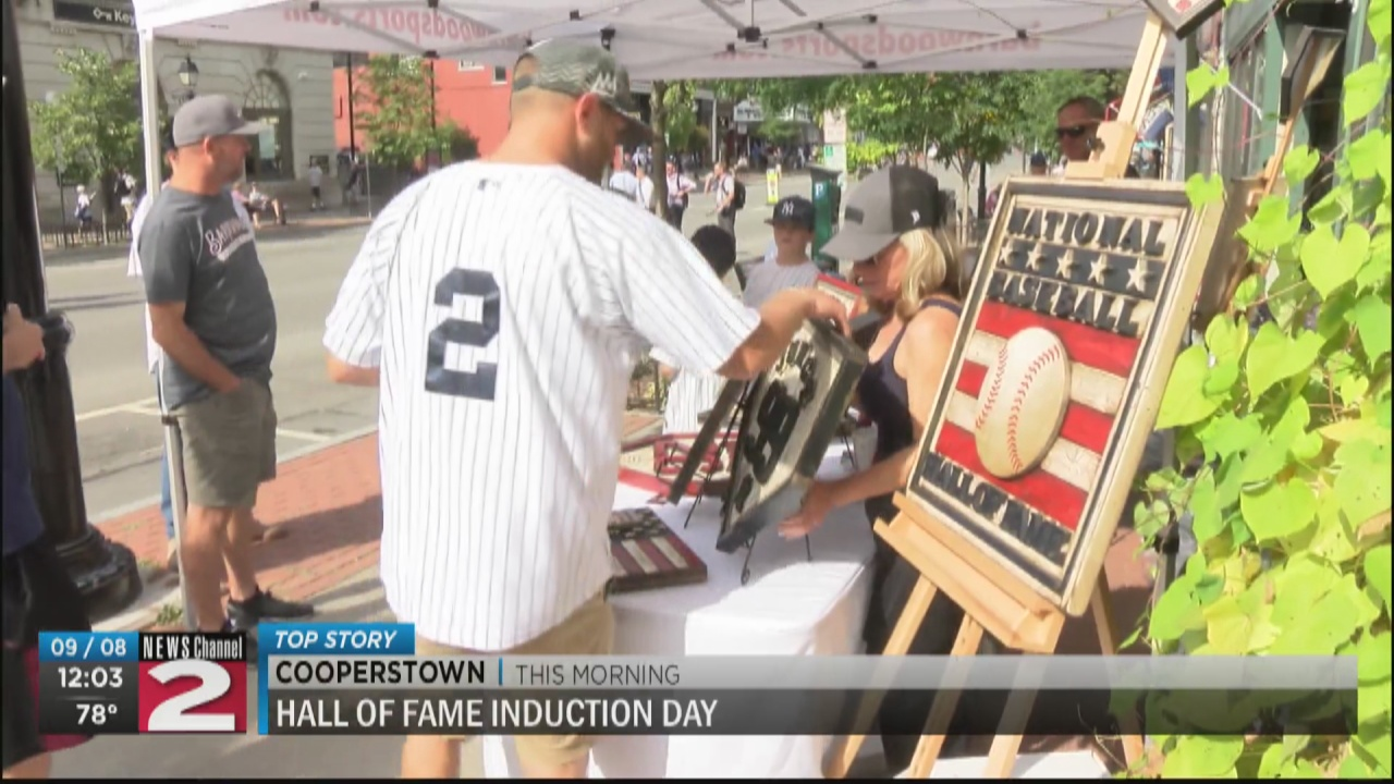 Image for Cooperstown businesses welcome baseball fans ahead of induction ceremony