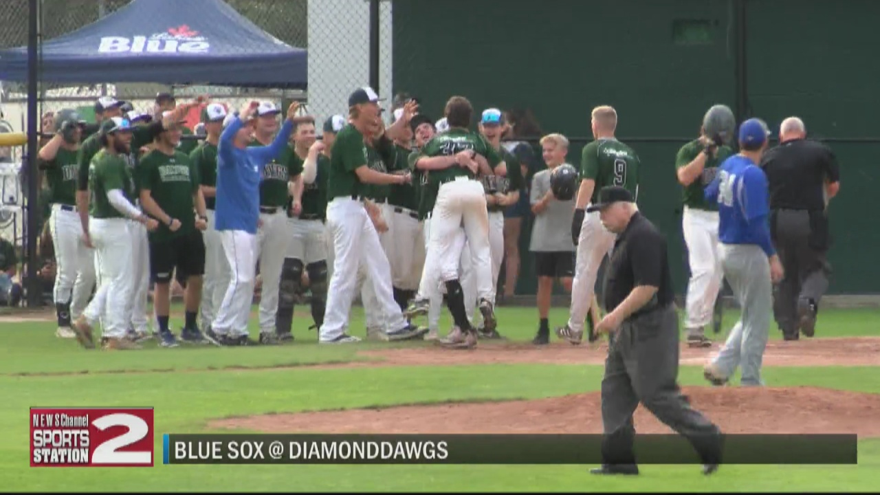 Image for SCORES 7-22-21: DiamondDawgs erase deficit with long ball, pull ahead with contact to beat rival Blue Sox
