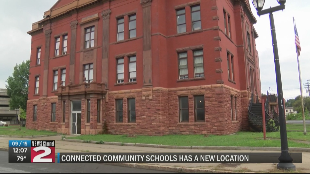 Image for Connected Community Schools finds new hub location in Rome