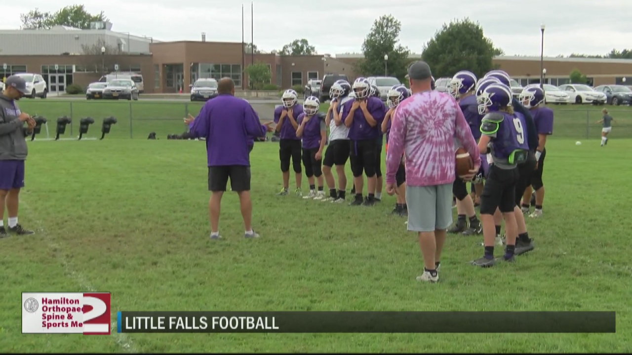 Image for Little Falls look to keep building with highly experienced group this fall season