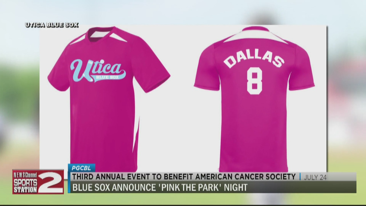 Image for Blue Sox announce plans for 3rd Annual 'Pink the Park' Night at Murnane Field