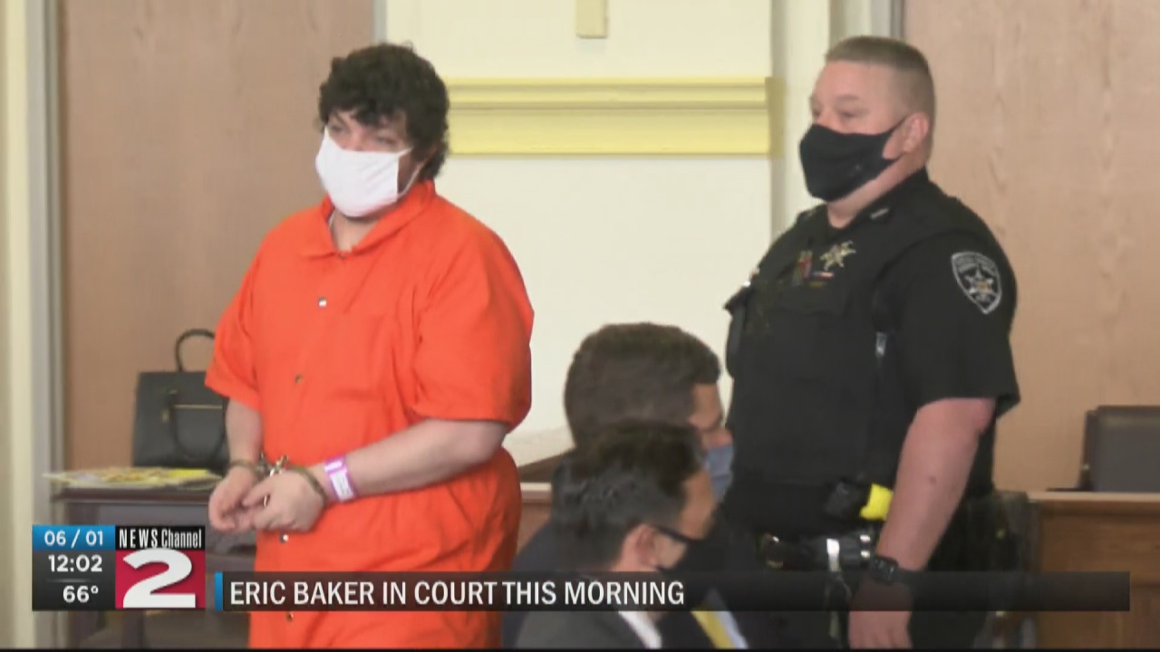 Image for Man accused of stealing car from Utica gas station appears in court