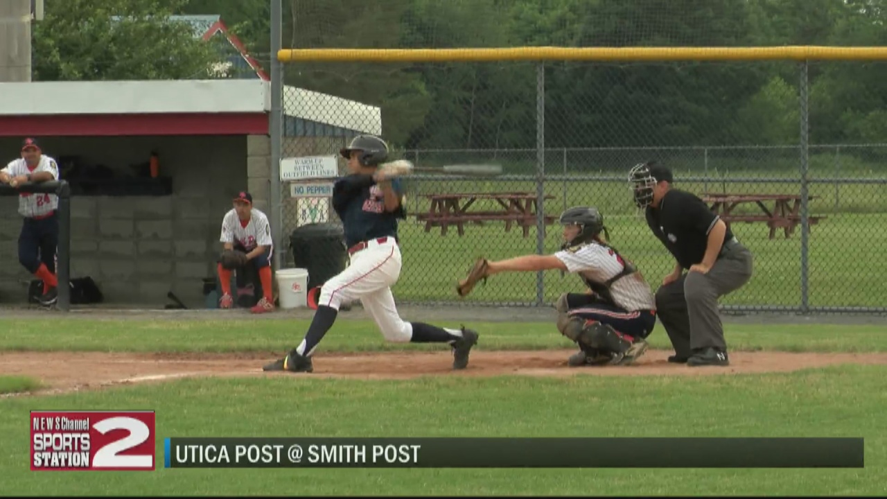 Image for SCORES 7-1-21: Utica Post's bats explode in fourth inning for comeback win against Smith Post