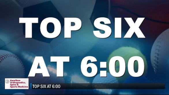 Image for Top Six at 6:00 – May 10, 2021