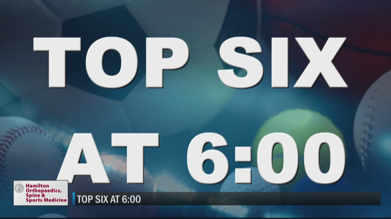 Image for Top Six at 6:00 - September 13, 2021