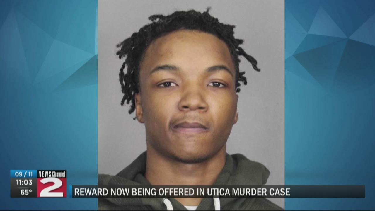Image for Reward offered for finding Utica murder suspect Nikyro Smith-Rucker