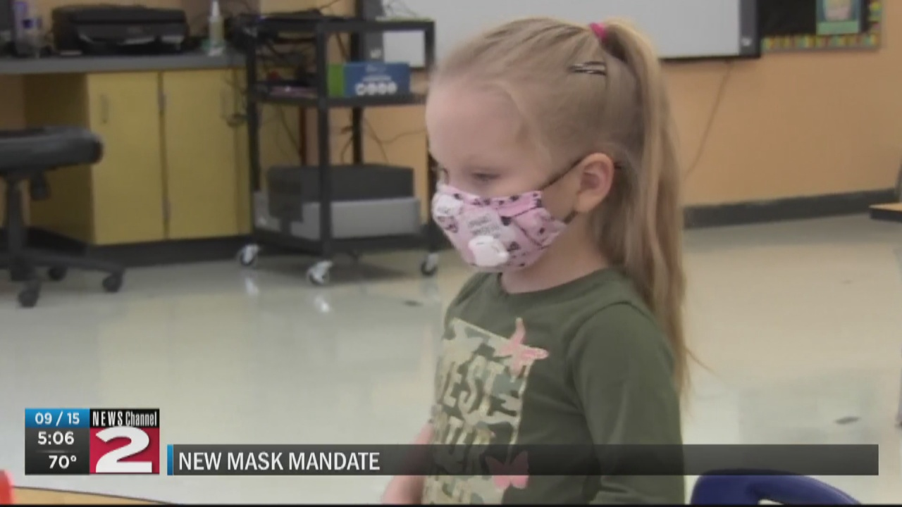 Image for Indoor mask mandate extended to state-regulated day cares, residential programs