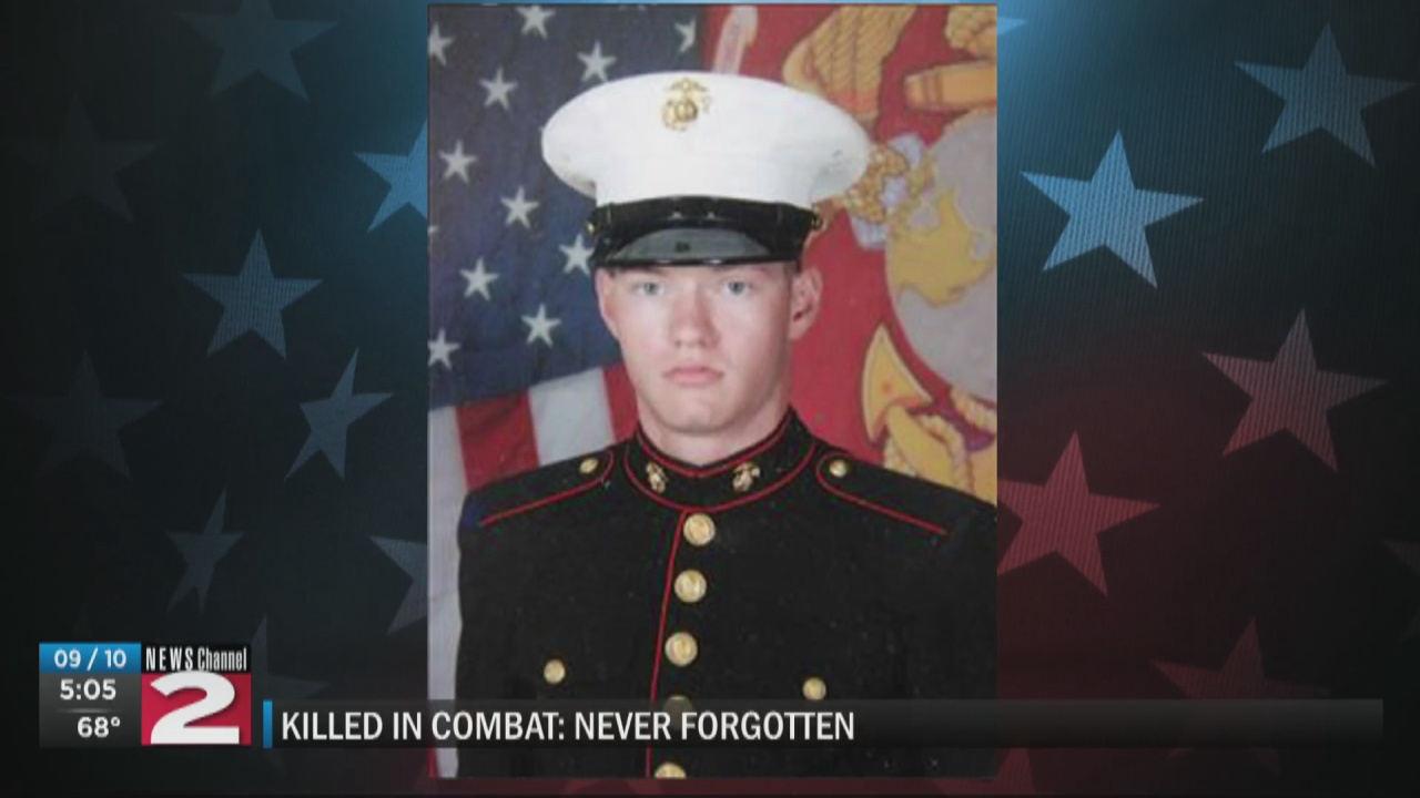 Image for Remembering local military members lost in War on Terror
