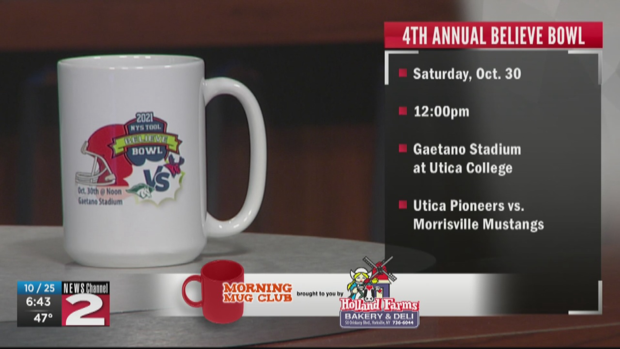 Image for Mug Club: 4th Annual Believe Bowl to Benefit the Believe 271 Foundation