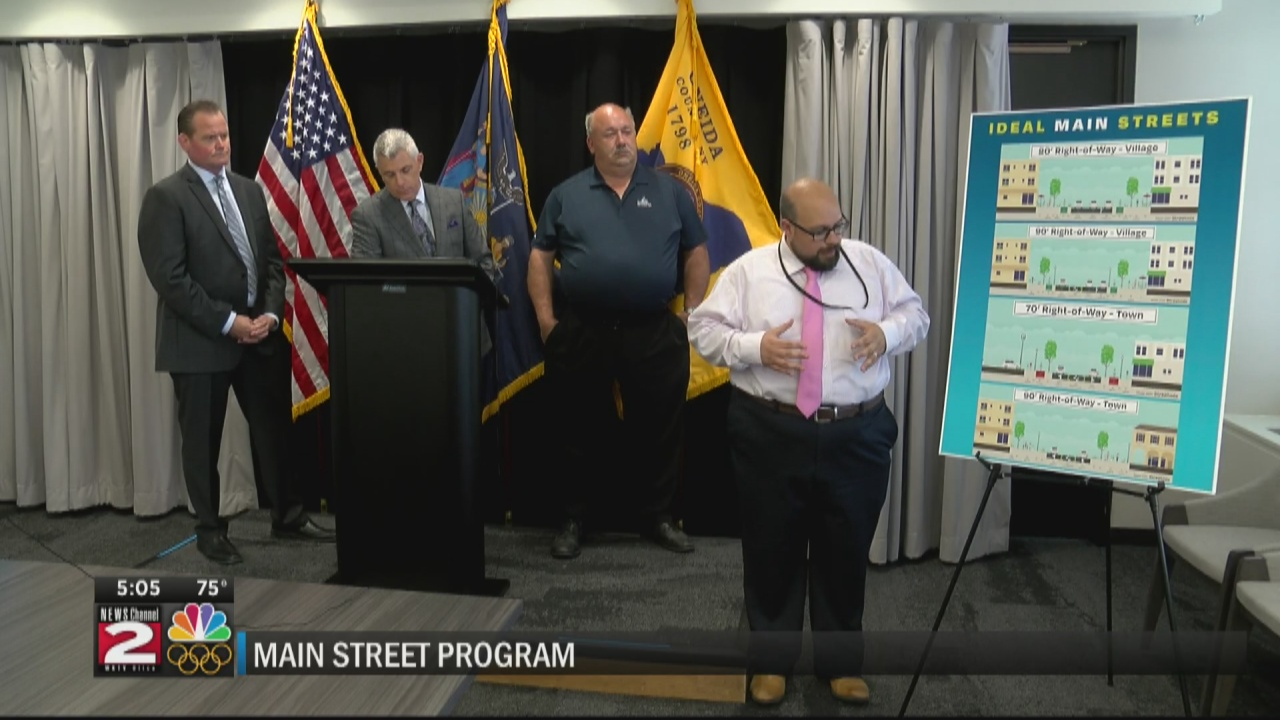 Image for Main Street Program launched in Oneida County