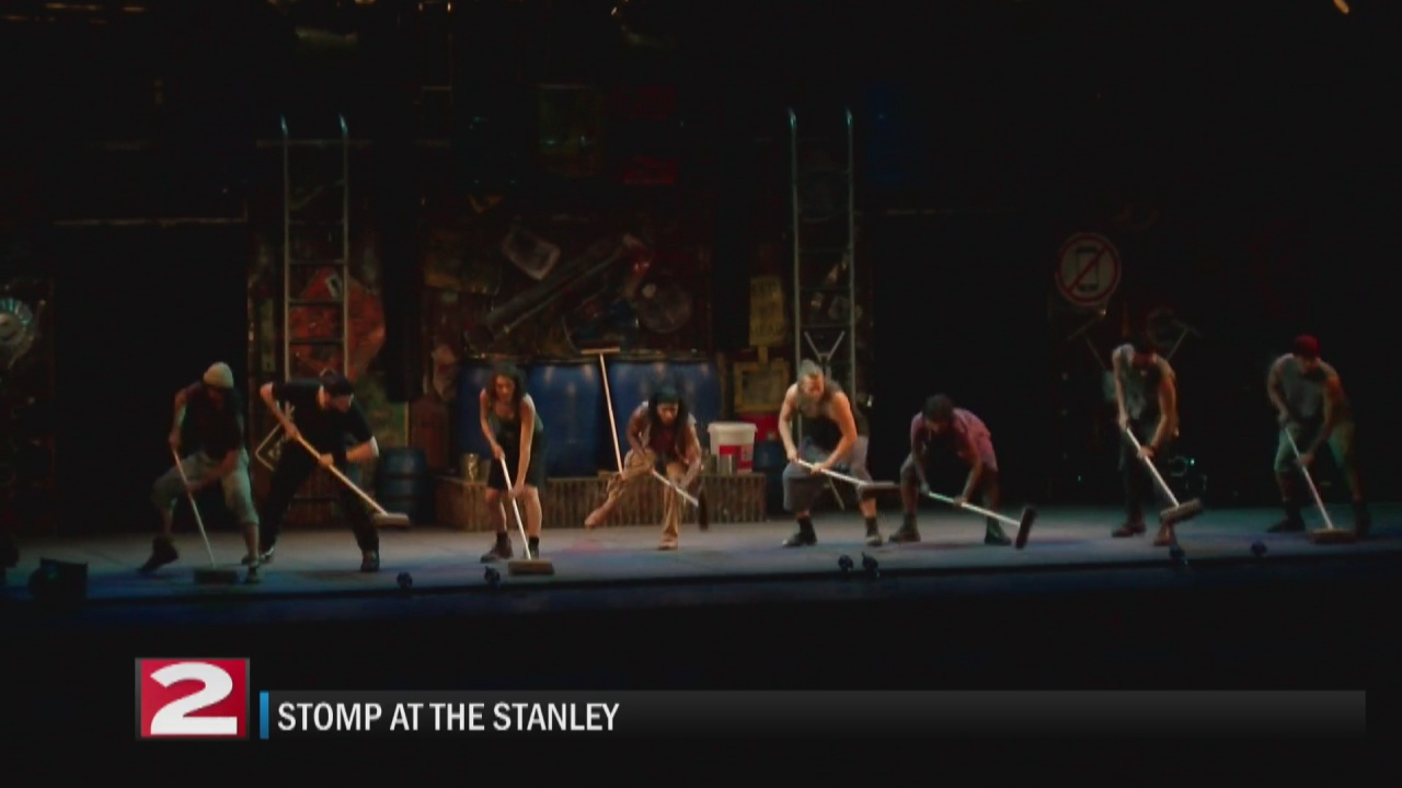 Image for Stanley Theatre welcomes first show back