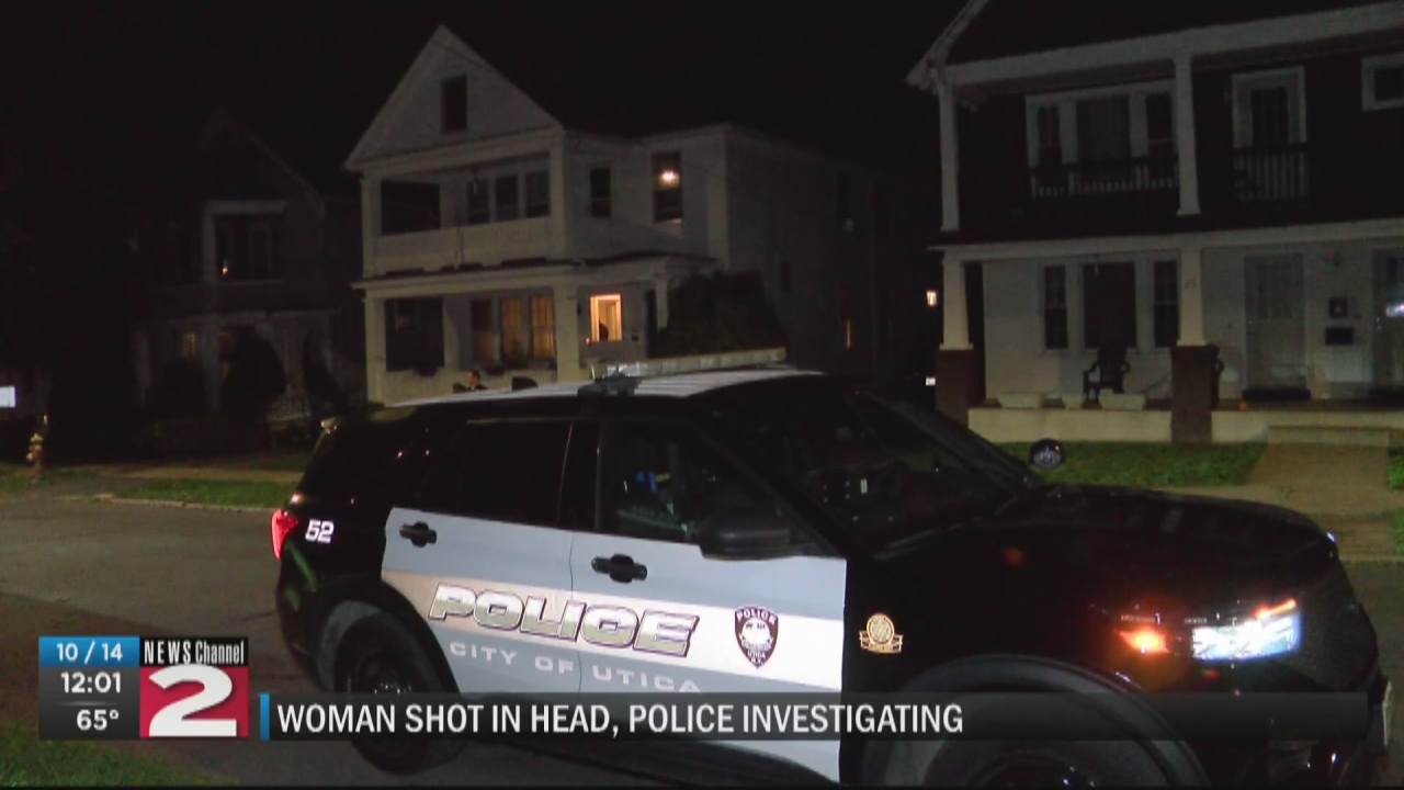 Image for Woman dies from gunshot wound in Utica; man at the scene facing weapons charges
