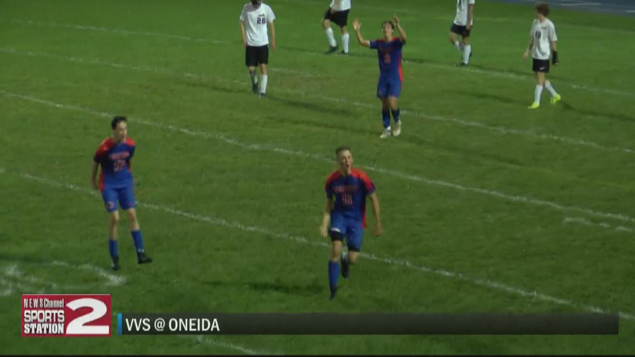 Image for SCORES 10-11-21: Oneida tops rival VVS in double overtime thriller