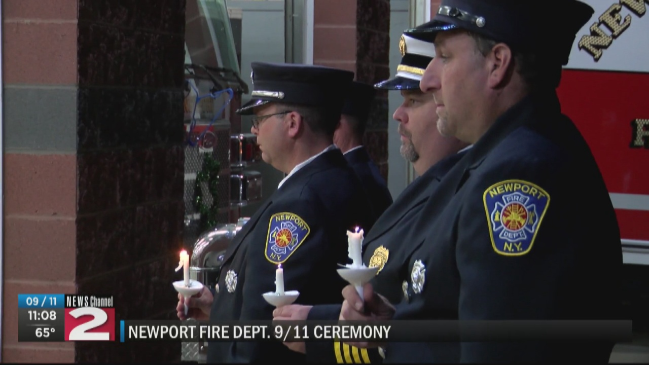 Image for Newport remembers 9/11
