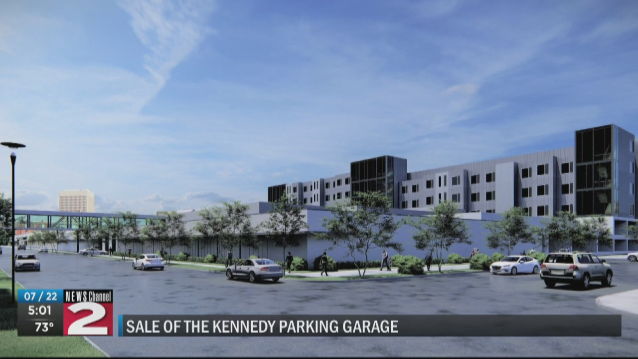Image for Mayor announces proposal to purchase Kennedy Parking Garage in Utica