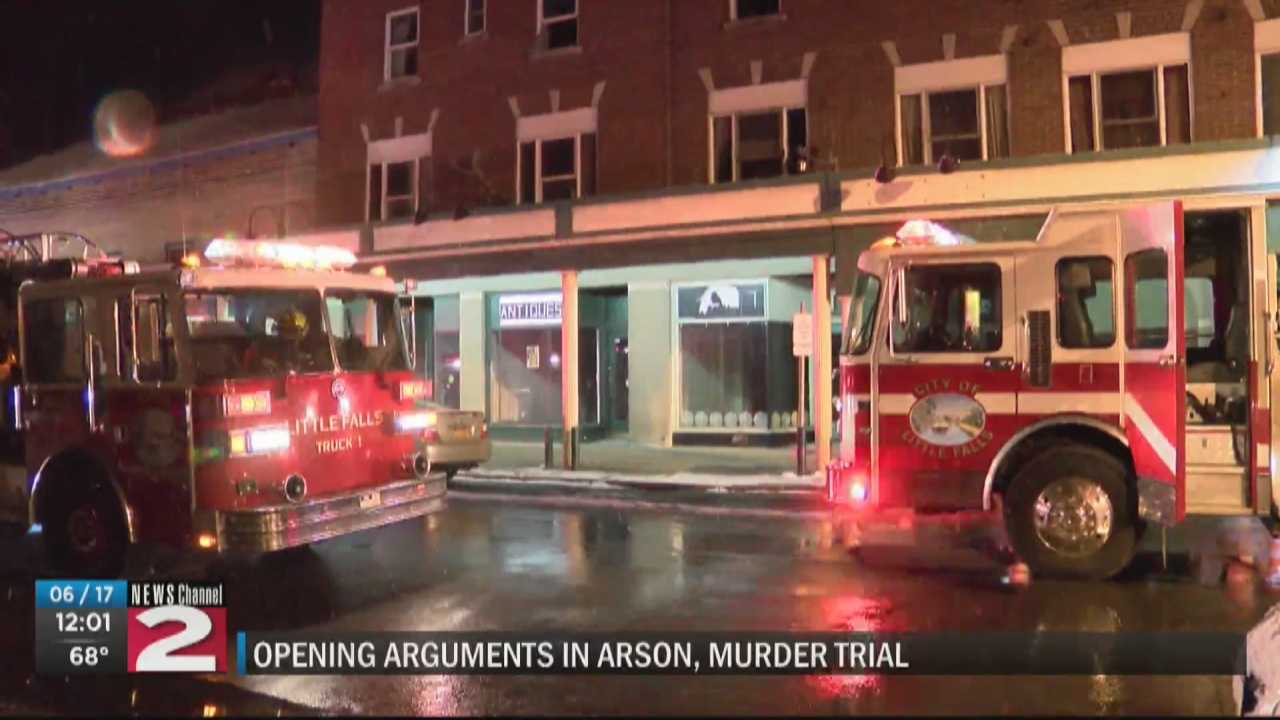 Image for Trial starts for Little Falls murder, arson suspect