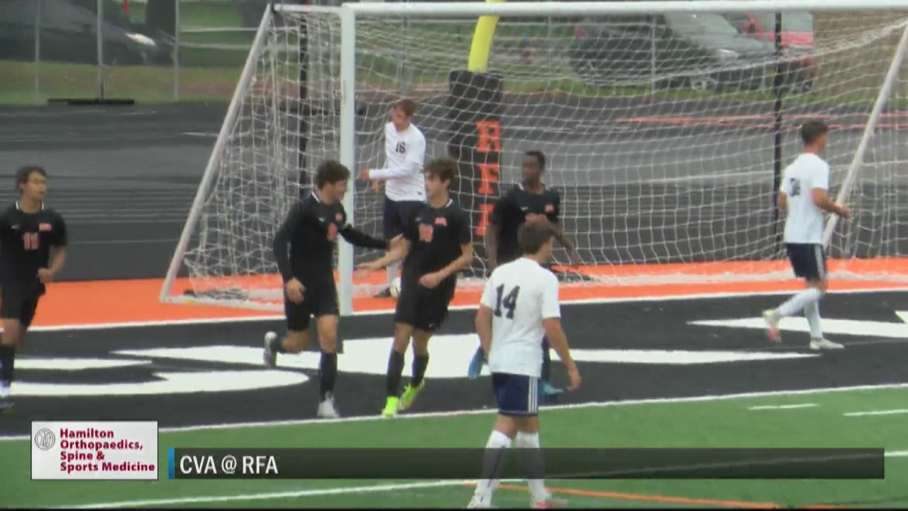 Image for SCORES 10-5-21: RFA boys soccer shuts out CVA; Black Knights and Thunder girls play to scoreless draw