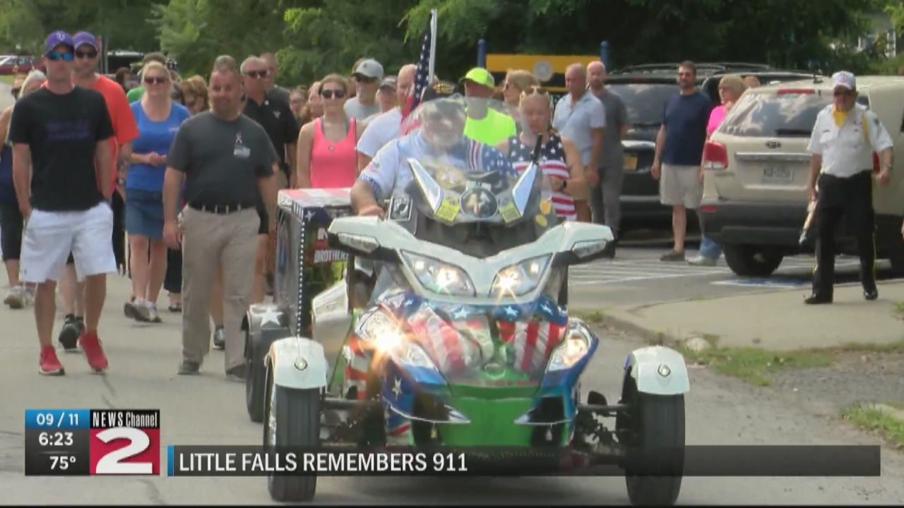 Image for Little Falls remembers 9/11