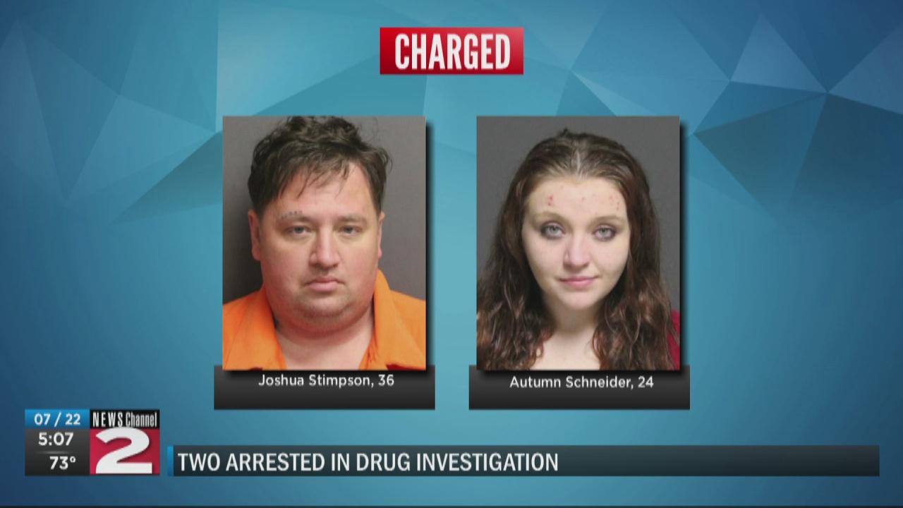 Image for 2 arrests made in Sylvan Beach drug overdose investigation