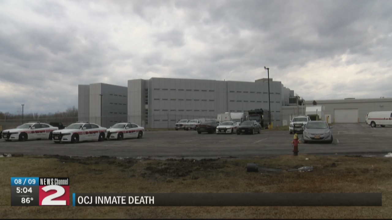 Image for Maciol: Death of Oneida County jail inmate appears to be medical in nature