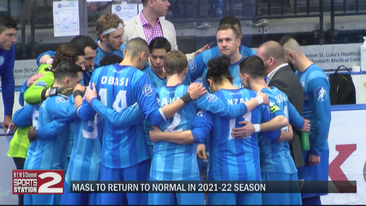 Image for Utica City FC to return to action in November with 2021-22 MASL season plans announced