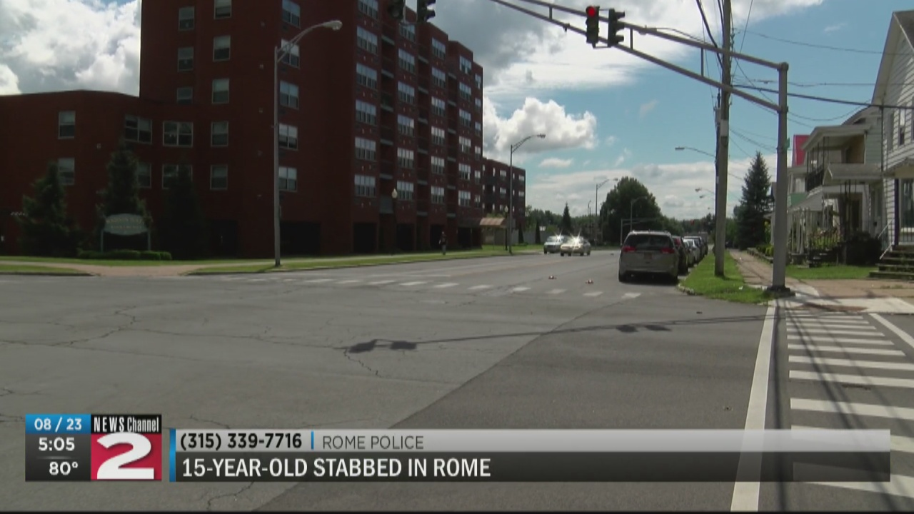 Image for Rome police looking for home security footage to assist with stabbing investigation