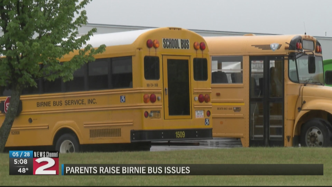 Image for Birnie Bus stops some transportation services for Rome student-athletes