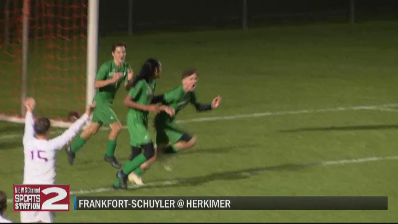 Image for SCORES 9-30-21: RFA girls soccer rolls past VVS; Herkimer outlasts Frankfort-Schuyler in double overtime thriller; Palladino earns 500th win as Westmoreland-Oriskany edges Waterville