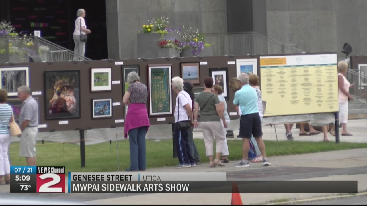 Image for Here's the full schedule for this year's MWPAI Arts Festival