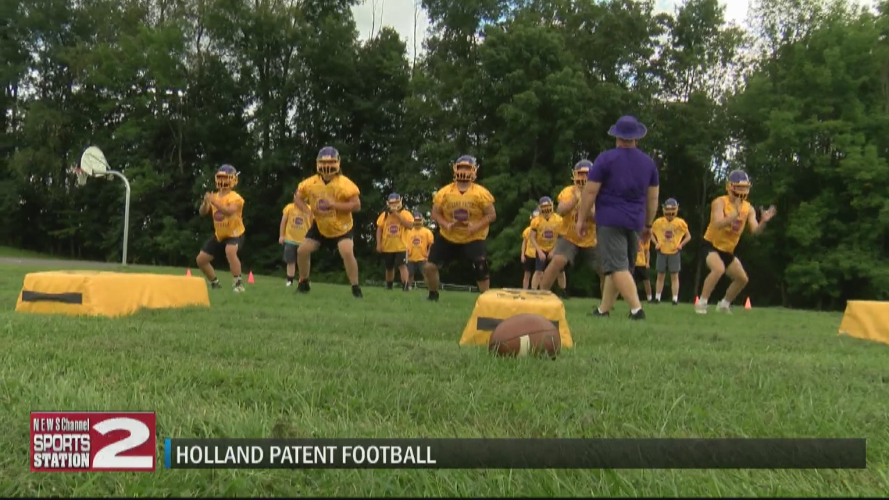 Image for Holland Patent more experienced, confident heading into 2021 season