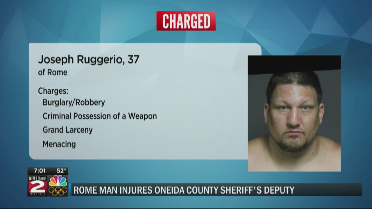 Image for Deputy injured while responding to domestic dispute in Verona