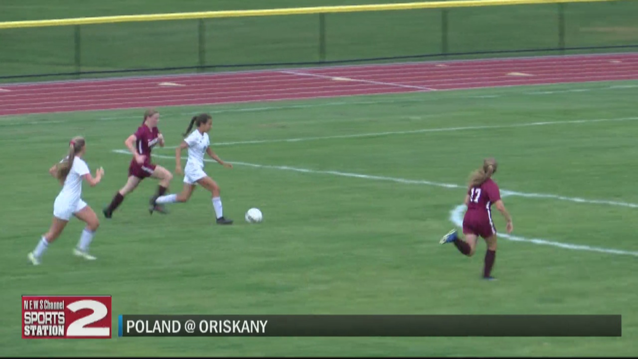 Image for SCORES 9-14-21: Poland, Dolgeville girls soccer win big; New Hartford wins 19th consecutive game
