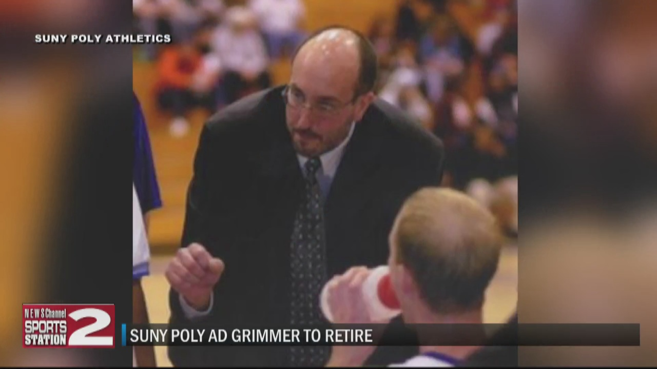 Image for SUNY Poly Director of Athletics Kevin Grimmer retiring after nearly 40 years with the Wildcats